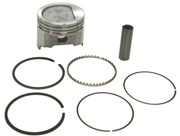 Sierra Pistons For Powerboat Fits Mercruiser, Fits OMC, Fits Volvo