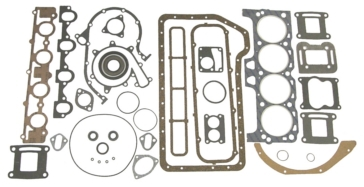 Sierra Overhaul Gasket Set 18-4381 Fits Mercruiser - 18-4381