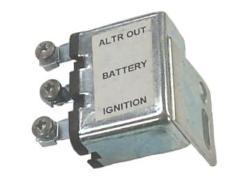 SIERRA Régulateurs de voltage Chrysler - 2095946
