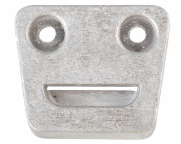 SIERRA Anode en aluminium