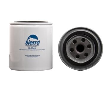 Séparateur d'eau de carburant 18-7945 SIERRA