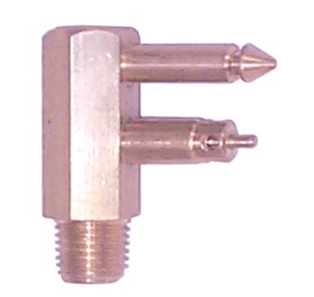 SIERRA Fuel System Connector 18-80402