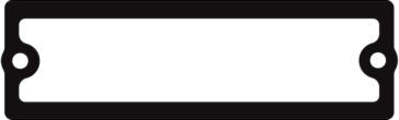 Joint d'étanchéité Reed 18-99049 SIERRA