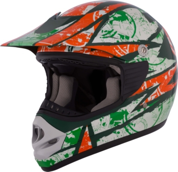 Casque Hors-Route TX218Y - Junior CKX Flaky