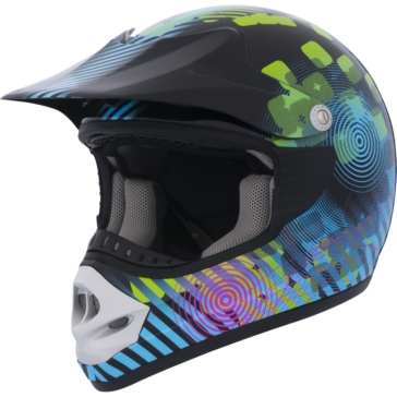 Casque Hors-Route TX218Y - Junior CKX Nightlife