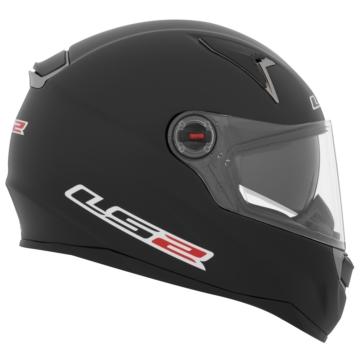 Solid LS2 FT2 FF396 Full-Face Helmet