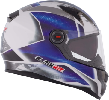 Saga LS2 FT2 FF396 Full-Face Helmet