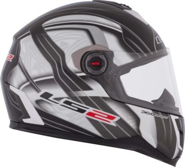 Split LS2 FF387 Full-Face Helmet
