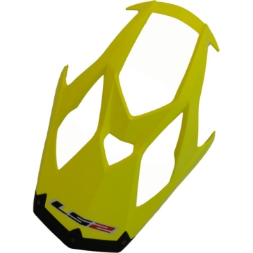 MX453 LS2 Peak for MX453 Adventure Solid Helmet