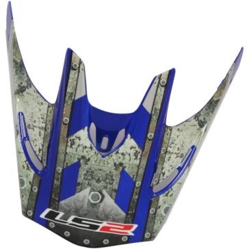 MX442 LS2 Peak for MX442 Vault Helmet