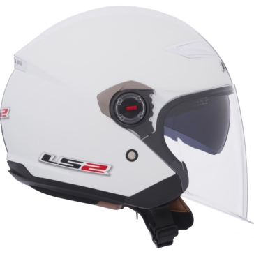 Casque Ouvert Track OF569 LS2 Solid