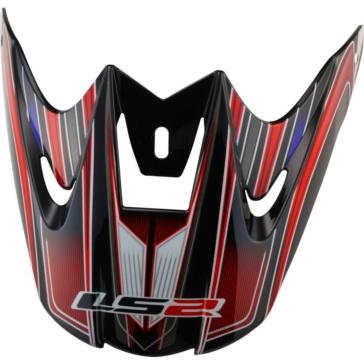 MX426 LS2 Peak for MX426 Jump Helmet