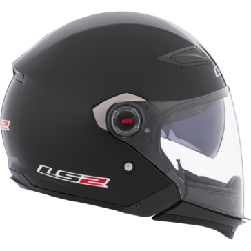 Scape LS2 OF569 Track Open-Face Helmet