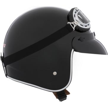 Solid LS2 Bobber OF583 Open-Face Helmet