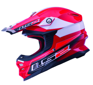 Launch LS2 MX456 Off-Road Helmet