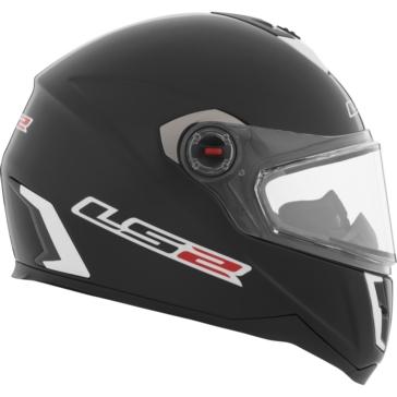 Solid LS2 FF387 Winter Full-Face Helmet