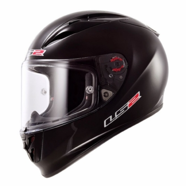 Solid LS2 Arrow FF323 Full-Face Helmet