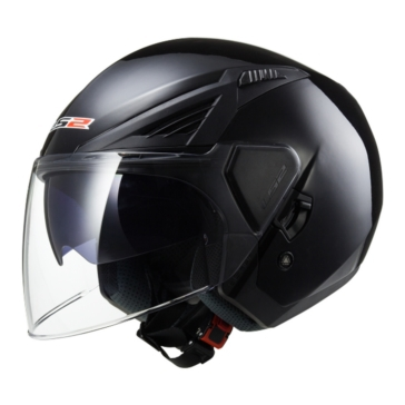 Casque Ouvert Bishop OF586 LS2 Solid