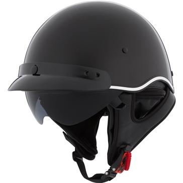 LS2 Half Helmet SC3 Solid