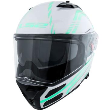 LS2 Metro Modular Helmet Firefly