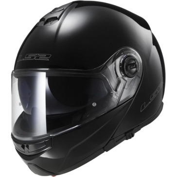 Solid LS2 Strobe FF325 Modular Helmet, Summer