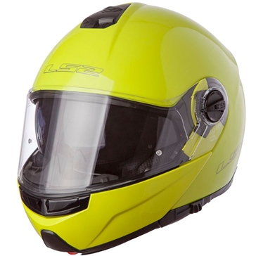 LS2 Casque Modulaire Strobe Solid