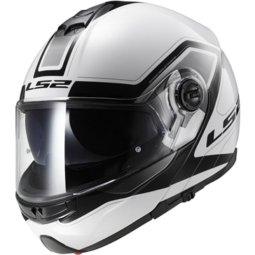 LS2 Strobe Modular Helmet Civik