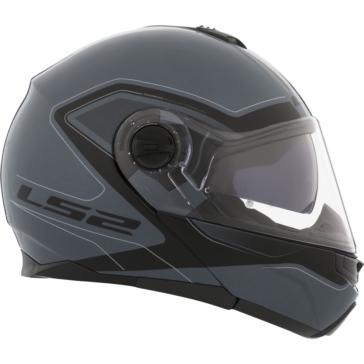 Civik LS2 Strobe FF325 Modular Helmet, Summer