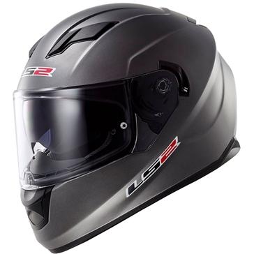 LS2 Stream Full Face Helmet Solid - Summer
