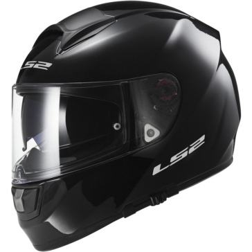 Solid LS2 Vector FF397 Full-Face Helmet