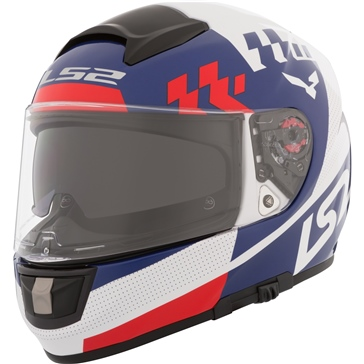 LS2 Citation Full-Face Helmet Podium - Summer