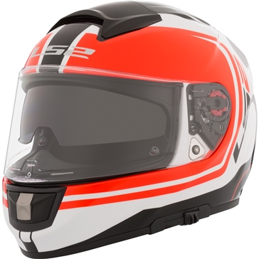 LS2 Citation Full-Face Helmet Wake