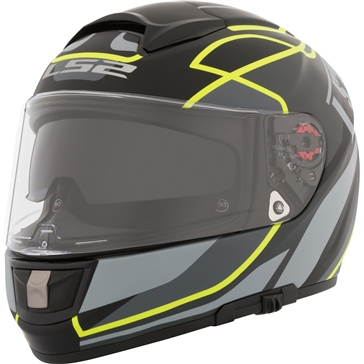 LS2 Citation Full-Face Helmet Vantage