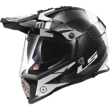 Trigger LS2 Pioneer MX436 Off-Road Helmet