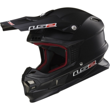 LS2 Casque Hors-Route MX456 Solid