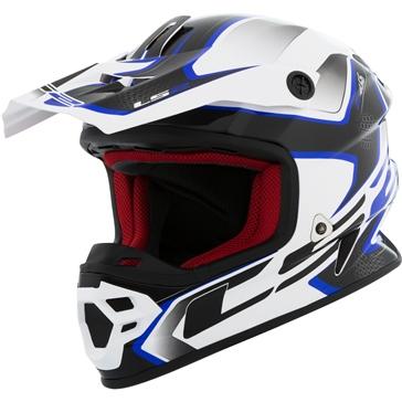 LS2 MX456 Off-Road Helmet Compass