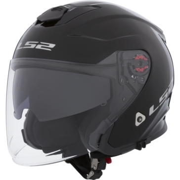 LS2 Casque Ouvert Infinity Solid