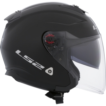 Solid LS2 Infinity OF521 Open-Face Helmet