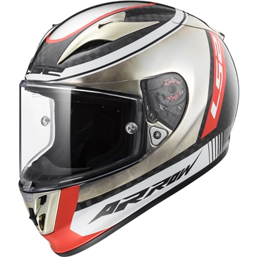 LS2 Arrow C Full-Face Helmet Indy
