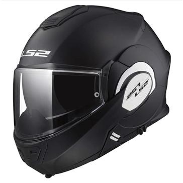 LS2 Valiant Modular Helmet Solid