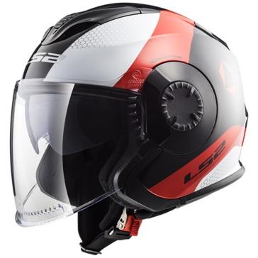 LS2 Verso Open-Face Helmet Technik