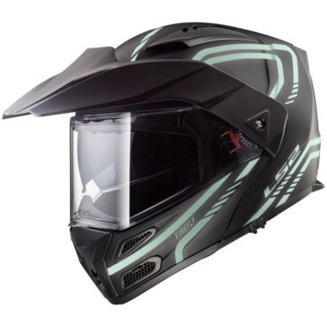 LS2 Casque Modulaire Metro EVO Firefly