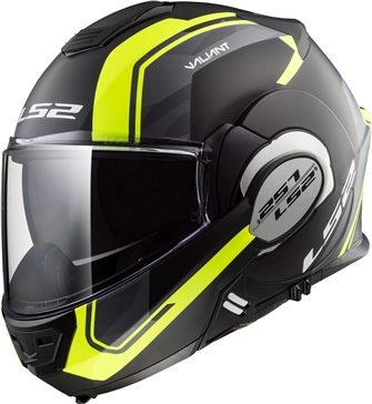 LS2 Valiant Modular Helmet Line