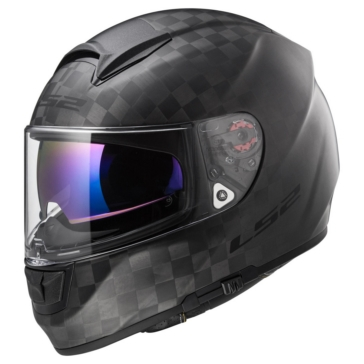 LS2 Citation Full-Face Helmet Carbon