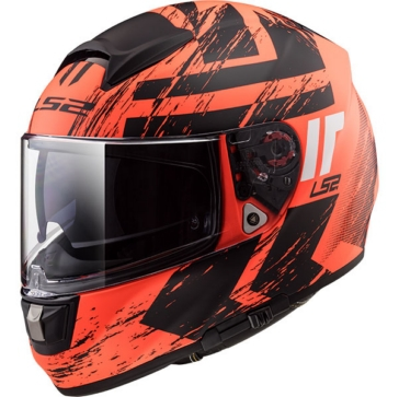 LS2 Citation Full-Face Helmet Hunter