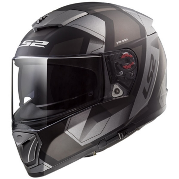 LS2 Breaker Full-Face Helmet Physics - Summer