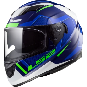 LS2 Stream Full-Face Helmet Axis - Summer