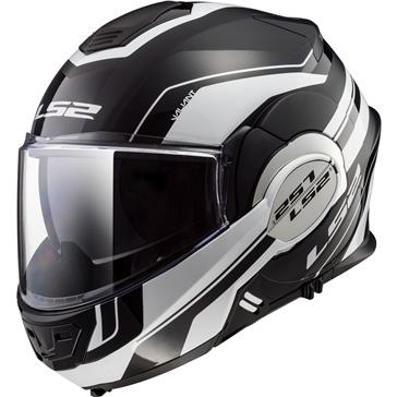 LS2 Valiant Modular Helmet Lumen