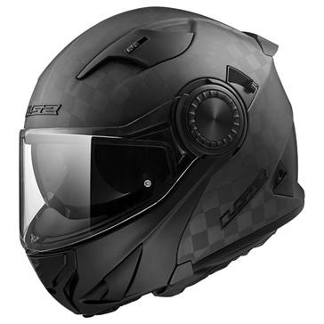 LS2 Vortex Modular Helmet Solid