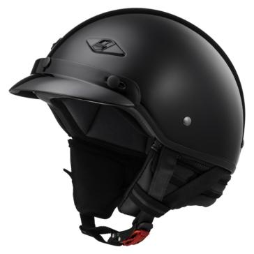LS2 Bagger Half Helmet Solid Color